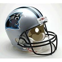 Carolina Panthers Riddell Full Size Deluxe Replica Football Helmet