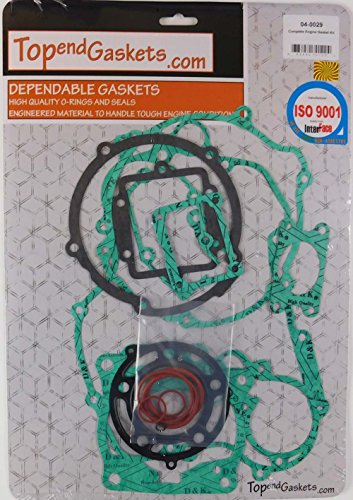 Kawasaki KX125 1998-2000 Complete Top & Bottom End Gasket Set Kit