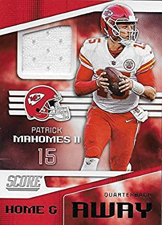 new concept 9ee51 94f39 Amazon.com: 2019 Score Home and Away Jerseys #A-7 Patrick ...