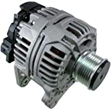 LActrical NEW ALTERNATOR FOR VW BEETLE GOLF JETTA DIESEL TDI 99 2000 01 02 03 04