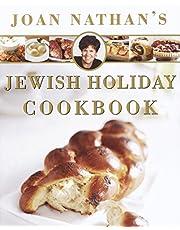 Joan Nathan's Jewish Holiday Cookbook