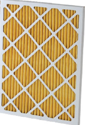 ULTRA PREMIUM MERV 11 LONG LIFE HOME FURNACE AC AIR FILTERS BEST ON AMAZON 6 PACK (15X20X1)