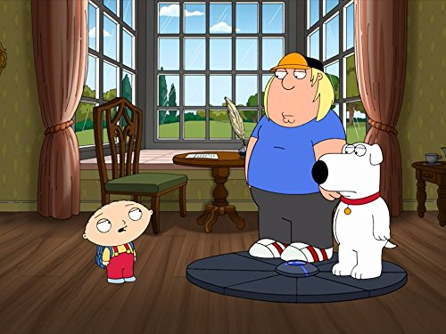 Stewie, Chris, Brian's Excellent Adventure (Family Guy Time Travel Stewie And Brian)