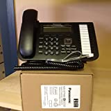 Panasonic Phone Black Digital 3-line LCD, with Backlight, 24 CO Key, Full Duplex SP-Phone, with Built In EHS KX-DT543
