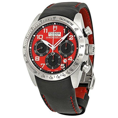 Tudor Reloj de Hombre automático 42mm Correa de Cuero Color Negro m42000d-0001: Amazon.es: Relojes