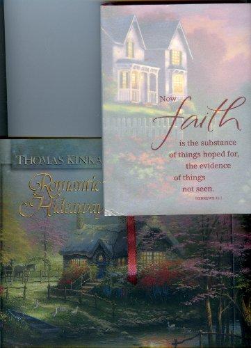 romantic hideaways and journal book set