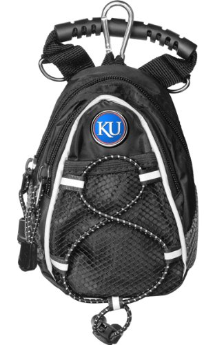 LinksWalker NCAA Kansas Jayhawk - Mini Day Pack ()