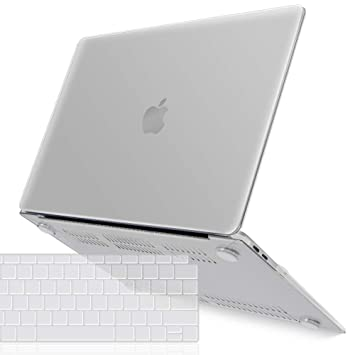 IBENZER MacBook Air 13 Inch Case 2019 2018 Release New Version A1932, Soft Touch Hard Case Shell Cover for Apple MacBook Air 13 Retina with Touch ID ...