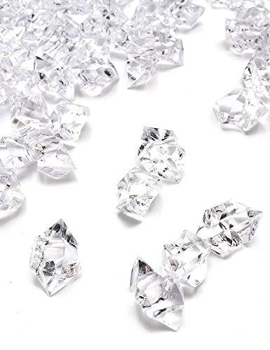 Crushed Diamonds Crystals Decoration DomeStar product image