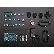 Grove IoT Developer Kit - Microsoft Azure Edition,contains an Intel® Edison module, an Intel® Edison for Arduino board,a Grove Base Shield,a set of Grove sensors and actuators, for rapid prototyping