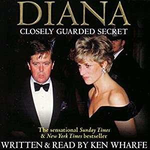 Diana: Closely Guarded Secret Audiobook
