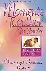 Moments Together for Couples: 365 Daily Devotions for Drawing Near to God & One Another