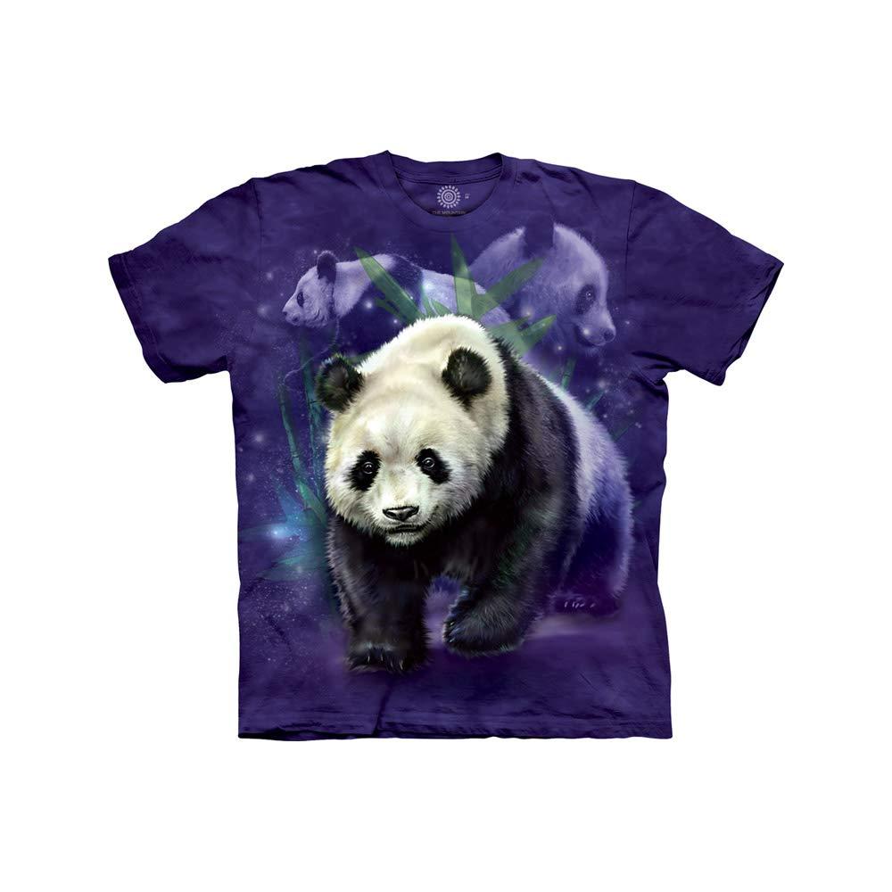 The Mountain Kids Panda Collage T-Shirt