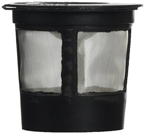Yesker 6 x Solo Coffee Pod Filters Compatible with Keurig K cup coffee system-Reusable Coffee Filter (DESIGN 1, 1)