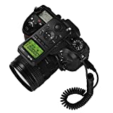 Meyin TW-836/E3 LCD Wireless and wired Transceiver Timer Shutter Remote Control For Canon Rebel EOS 1300D 1100D 1000D 650D 600D 550D 500D 450D 400D 350D 300D 60D