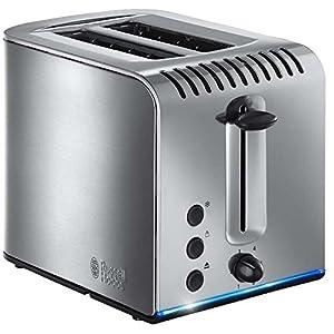 Russell Hobbs 20740 56 Toaster Buckingham Das Ist Blaues Licht