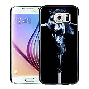 No Smoking Creative Ad Art Durable High Quality Samsung Galaxy S6 Case