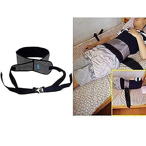 GG-home Restricción de prevención de caídas del cinturón Acolchado para Silla de Ruedas y