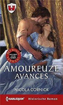 Amoureuze avances ; Mysteries van het hart (2-in-1) (Dutch Edition) by [Cornick, Nicola, Hale, Deborah]
