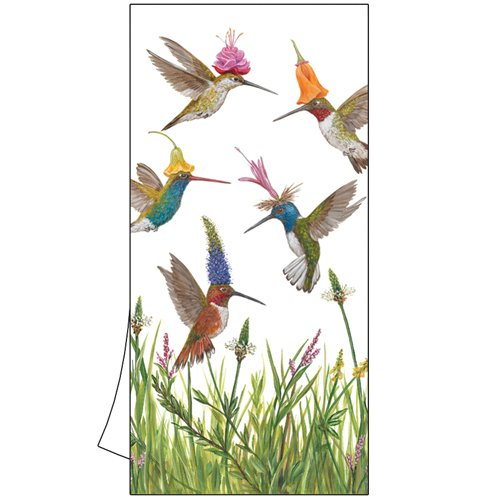 Paperproducts Design ''Meadow Buzz'' Vicki Sawyer Kitchen Towel 18'' x 26'' by Paperproducts Design