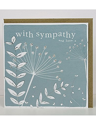 With Sympathy and Love Cards by Molly Mae (CB60)