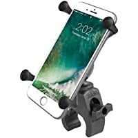 RAM Tough-Claw Mount with Universal X-Grip Large Phone Cradle for Plus Sized Phones