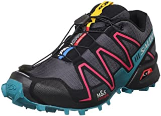 sports shoes 740e0 e7748 Salomon Women s Speedcross 3 Trail Running Shoe,Asphalt Dark Bay  Blue Cerise,6 M US (B004LB4VSQ)   Amazon price tracker   tracking, Amazon  price history ...