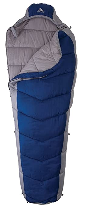 Kelty luz Año XP 90 grados saco de dormir, ciruela