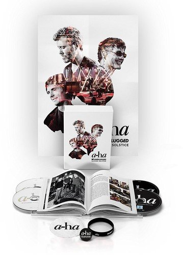 a-ha - MTV Unplugged: Summer Solstice - Fan Edition (With DVD, Germany - Import, 4PC)