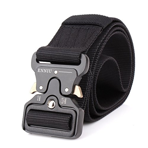 Mens Tactical Belt, W/1.5