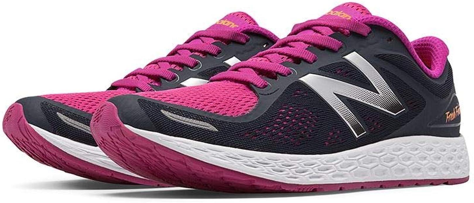 New Balance Wzantpb2 - Zapatillas de running Mujer, Fucsia / Azul Oscuro, 36: Amazon.es: Zapatos y complementos