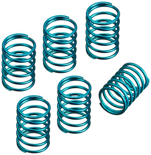 Tamiya RC Special Products TRF damper for large-diameter spring set (mica Blue) 47317