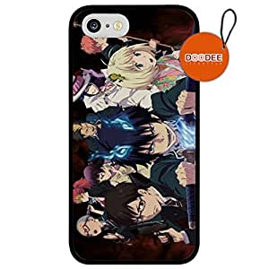 Blue Exorcist Ao No Exorcist Anime iPhone 5 / 5s Case & Cover Design Fashion Trend Cool Case Back Cover Silicone 17 by icecream design