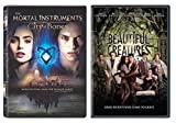 Beautiful Creatures & The Mortal Instruments: City of Bones - Double Feature 2-Pack DVD
