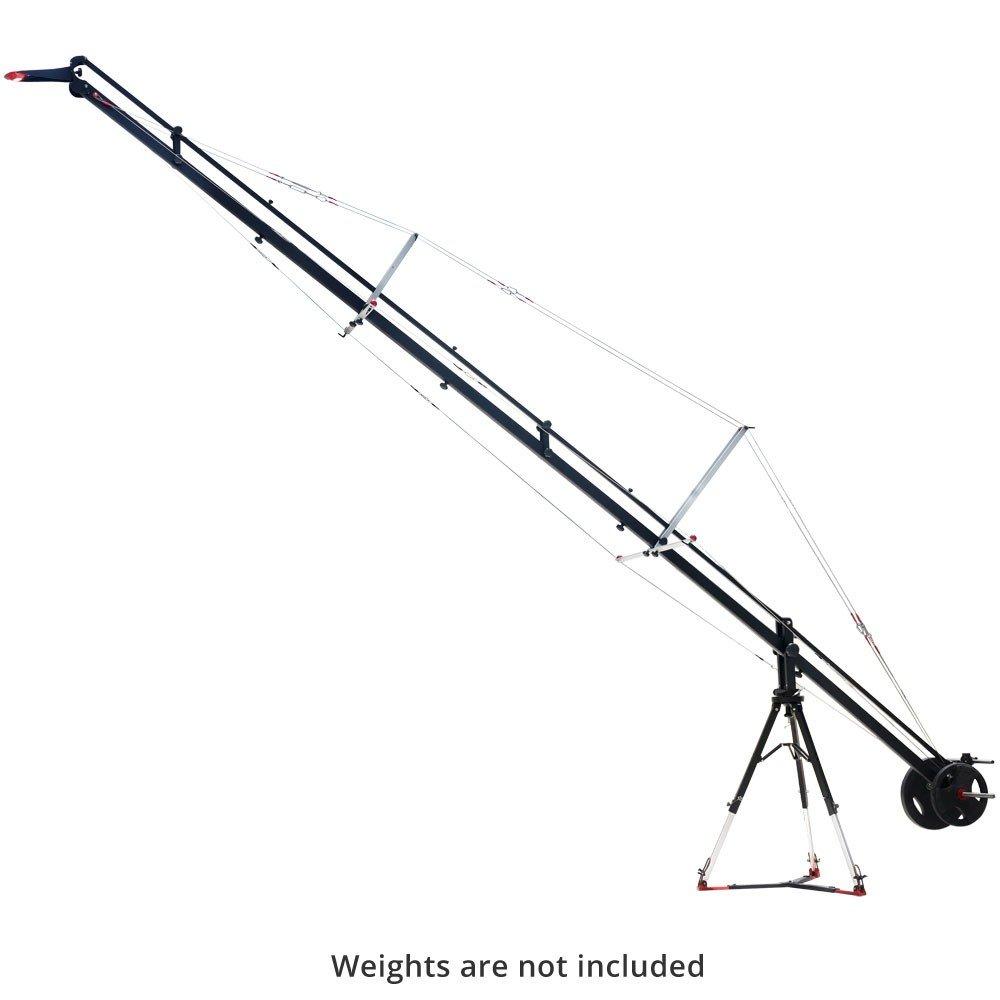 Proaim Fly 22 'カメラクレーンwith lw-100スタンド( p-fly-22-s )   B079Q44YHR