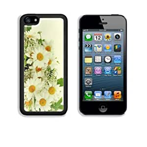 MMZ DIY PHONE CASEBouquet of White Daisies Apple ipod touch 5 Snap Cover Case Customized Made to Order Support Ready Premium Aluminium Deluxe Aluminium 5 inch (125mm) x 2 3/8 inch (62mm) x 3/8 inch (12mm) Liil ipod touch 5 Professional Cases Touch Accessories Graphic Covers Designed Model Folio Sleeve HD Template Designed Wallpaper Photo Jacket Wifi 16gb 32gb 64gb Luxury Protector Wireless Cellphone Cell Phone