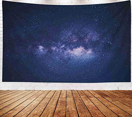Fullentiart Wall Tapestry, Map Large Tapestry Wall Hanging 80x60inch Milky Way Decoration Room Holiday Décor Tapestries