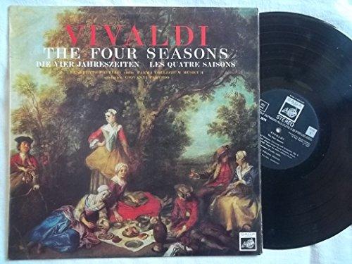 FDY 2078 Vivaldi Four Seasons Parma Collegium Musicum Giovanni Pervido ()