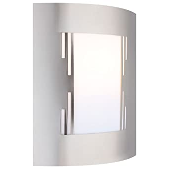 6 5 Watt Led Aussen Leuchte Balkon Garten Beleuchtung Ip44 Wand Lampe