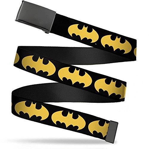 Buckle-Down Big Web Belt Batman