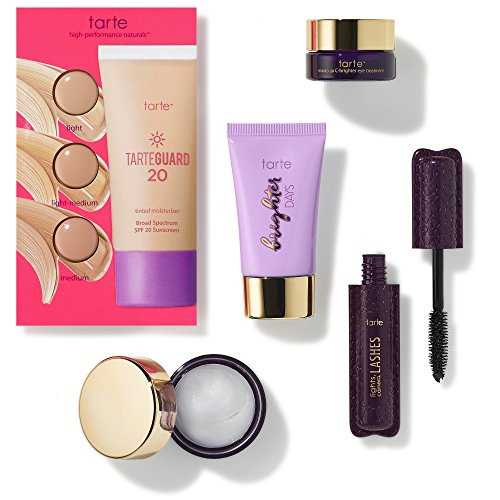 Sephora Exclusive - TARTE Skin Heroes Discovery Set - 5 Piece Set