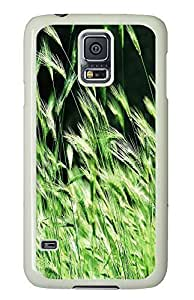Samsung S5 case water proof covers Setaria PC White Custom Samsung Galaxy S5 Case Cover