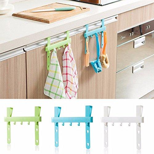 Murano Furniture Set (JD Million shop Door Rack Hooks Kitchen Hanging Storage Hanging Holders Accessories Tool)