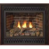 "42"" Direct-Vent NG Intermittent Pilot Control Fireplace with Blower"
