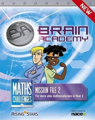 Brain Academy: Maths Challenges Mission File 2 PDF