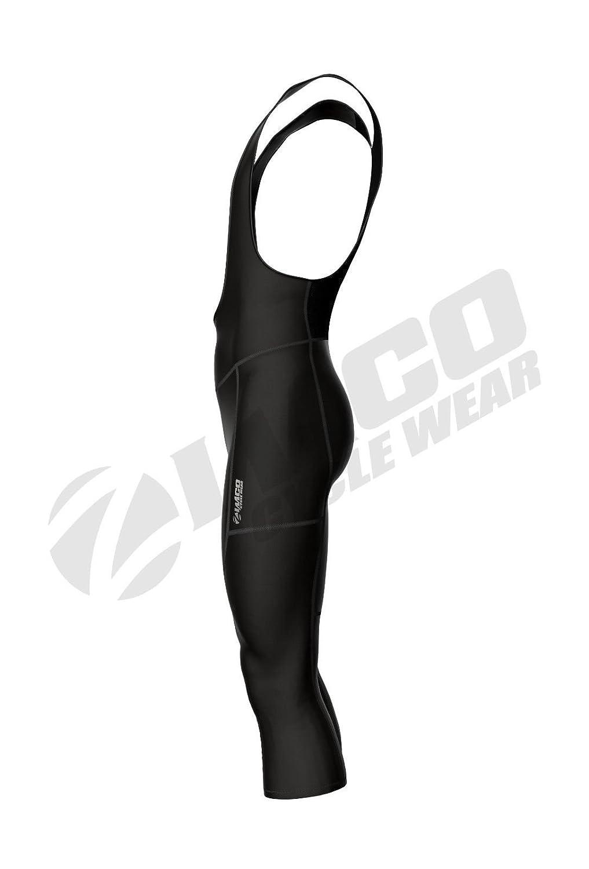 Zimco Winter Cycling Bib Tight Thermal 3//4 Bib Pants Bike Cycle Knickers Padded
