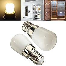 E14 Led Bulbs - E14 Led Bulb 2w White/Warm White 100lm Refrigerator Light Ac 220-240v - Fridge Led Bulb 40 Watt Daylight - 1PCs