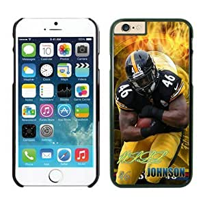 Pittsburgh Steelers Will Johnson Case Cover For SamSung Galaxy S3 NFL Cases Black NIC14091
