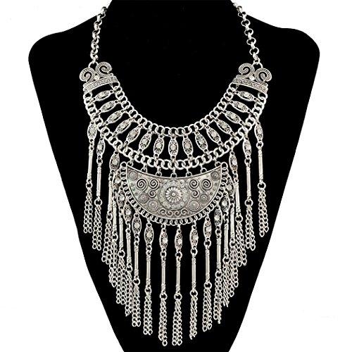 Fashion Bohemian Statement Necklace Necklaces