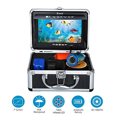 7 Inch Tft Underwater Fishing Camera - 1
